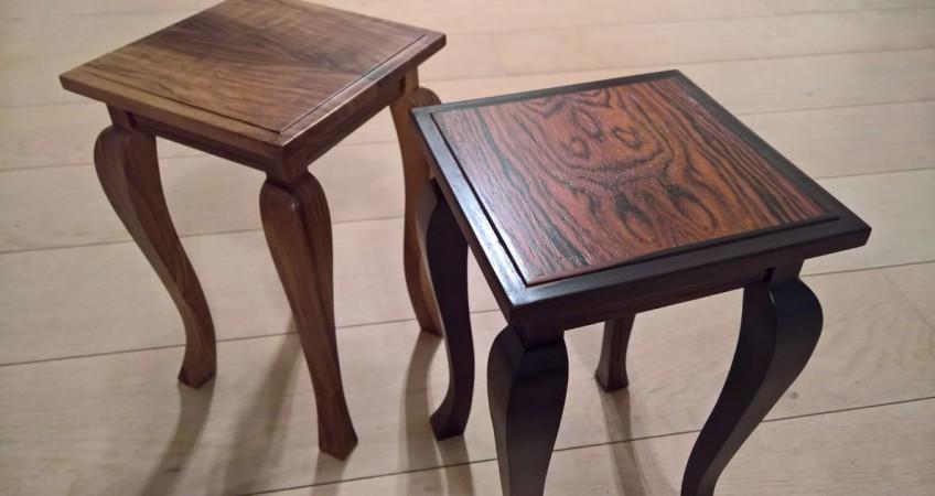 Barockstühle - modern interpretiert von Handwerk vom Feinsten