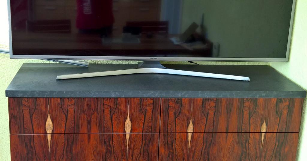 TV Möbel aus Palisander